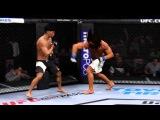 EA SPORTS™ UFC® 2 Tony Jaa vs Lateef Crowder The Protector fight