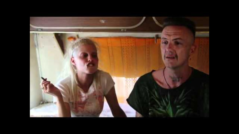 Die Antwoord ~ STRAIGHT FROM THE HORSE'S PIEL