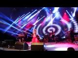 Oryantal Didem at Simge's concert