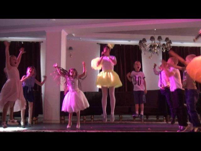 Танец Хлоп КАП ДЕТИ повторяют