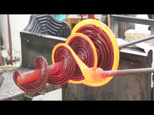 Amazing Glass Blowing Art || Compilation || 2017