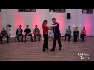 Old Town Swing 2016_J&J Advanced Finals Ville Immonen & Ekaterina Egorova