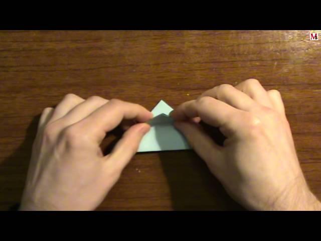 Голубь мира из бумаги своими руками оригами Dove of Peace Paper