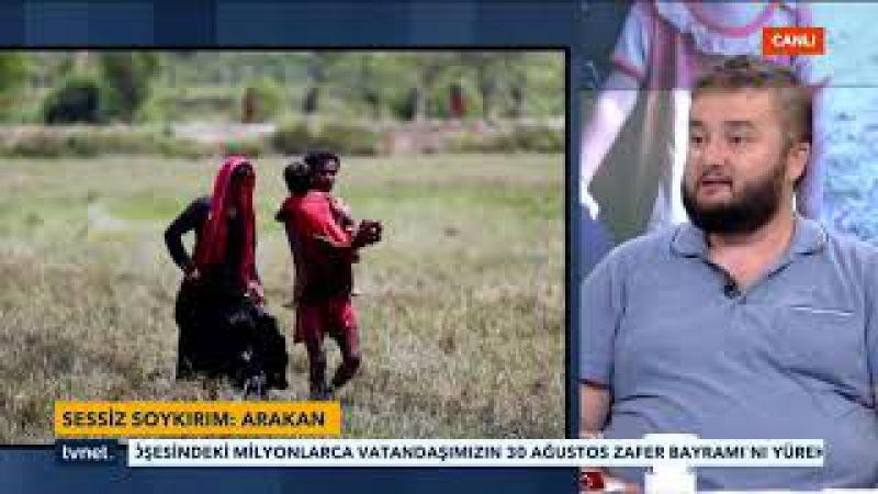 Arakanda Müslümanlar Neden Hedefte Hasan Aynacı Faruk Aksoy Tvnet Gündem Özel 29.08.2017