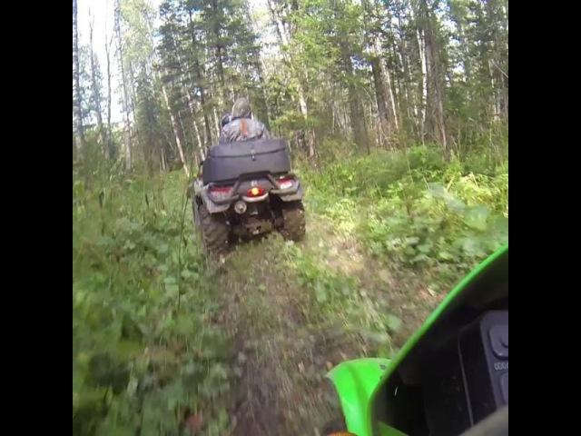 Atv_snowmobile_club_osinovka video