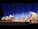 Украинский танец. Ансамбль Моисеева, Париж, ЮНЕСКО | Danse ukrenienne. Ballet Moïsseev, Paris