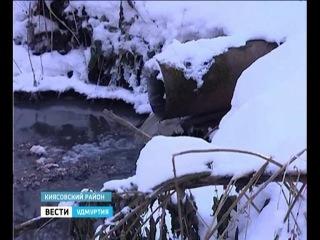 Жители Киясовского района задыхаются без очистных сооружений