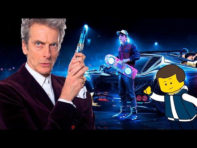 ДОКТОР КТО, ОТСЫЛКИ И ВКЛАД В ФАНТАСТИКУСБОРКА LEGO: DOCTOR WHO [ВСПОМНИТЬ ВСЁ]