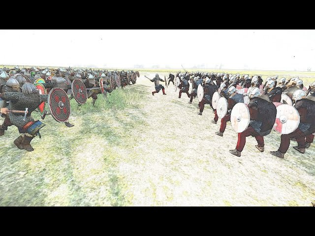 ✞ Викинги против Русской дружины ✞ Сражение ✞