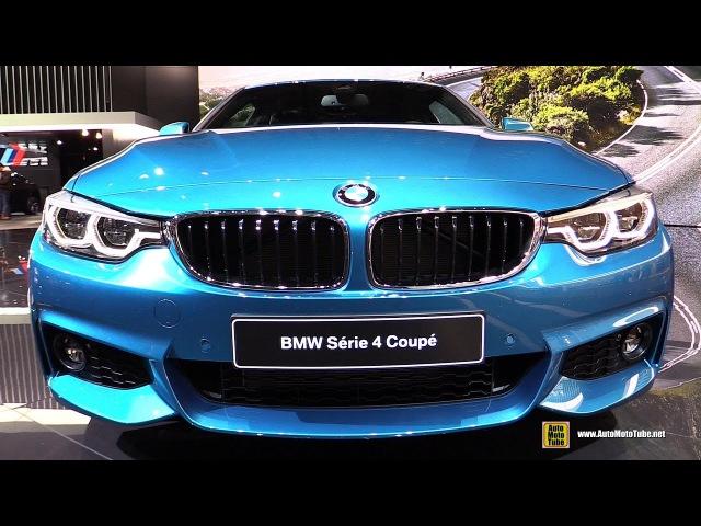 2018 BMW 440i Coupe - Exterior and Interior Walkaround - Debut at 2017 Geneva Motor Show