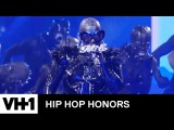 Missy Elliott Performs 'She's A Btch'  Hip Hop Honors The 90's Game Changers