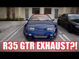Nissan Fairlady Z with R35 GTR Exhaust! Unbelievable Sounds
