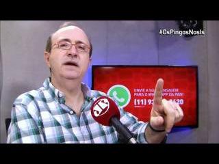 Nosso herói já foi o Lula e hoje é o Sérgio Moro, diz Reinaldo Azevedo