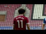 Mohamed Salah Debut vs Wigan (A) 17/18