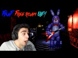BONNIE ATTACKS WITH HIS GUITAR!! - 3 FNaF Games (Final Hours 2, FNAF Unreal Engine 4, Spooky's Mod)