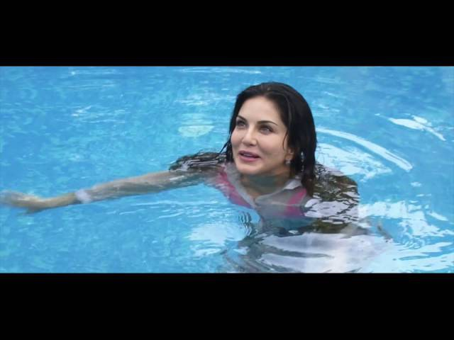 Sunny Leone - the Water Baby   Beiimaan Love   14th October