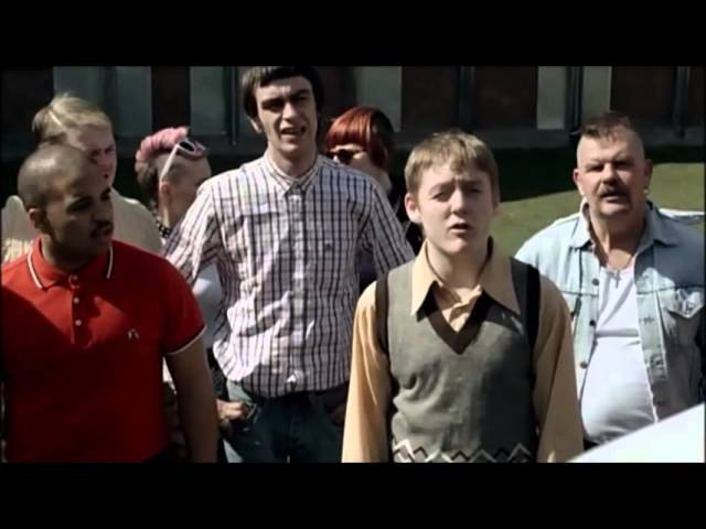 This is England 86 Fight Scene
