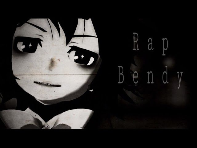 [MMD] BENDY AND THE INK MACHINE RAP |ORIGINAL MOTION|