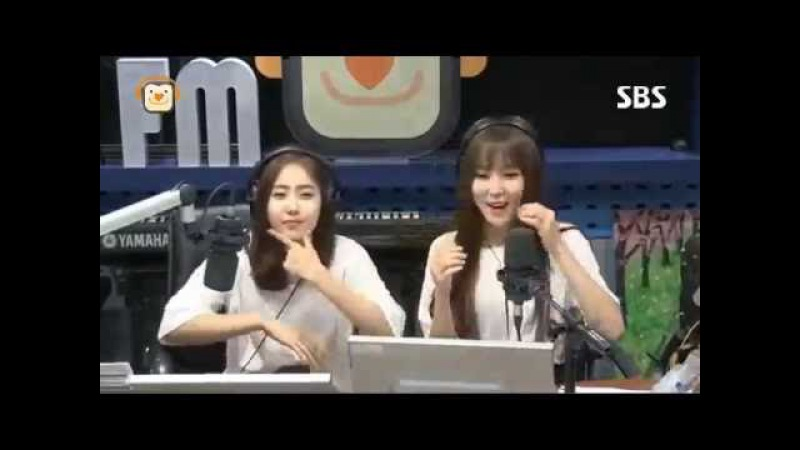 GFRIEND 여자친구 SinB 신비 Yuju 유주 listendance to BTS 방탄소년단 FIRE 불타오르네