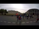 Выезжаем на набережную Роллер пробег 2015 Почетные граждане Санкт-Петербурга