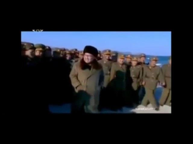 Северная Корея дала серию залпов из
