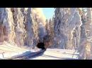 Modern Talking style 80s - Magic Train Fantasy. Winter walking Nostalgia final remix