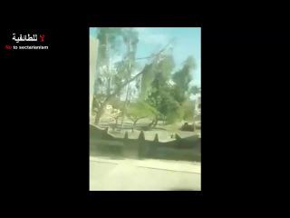مقاتل جهاز مكافحة الأرهاب علي الشويلي يتص&#1