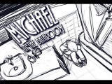 Michael (Tony) in the bathroom~ Be More Chill ANIMATIC