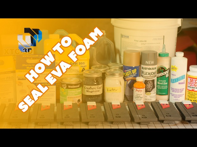 The Ultimate Guide to Sealing Foam Props and Costumes - Prop: Shop