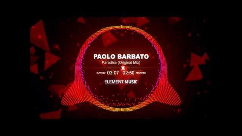 Paolo Barbato - Paradise (Original Mix)