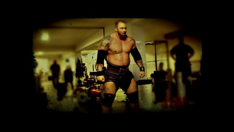 Hafthor Björnsson - Strongman motivation 2017 HD