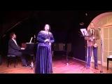 Юлия Зиганшина исполняет три романса Сергея Рахманинова