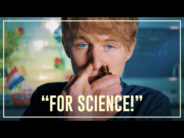 Rens jerks off while sniffing poppers | Drugslab