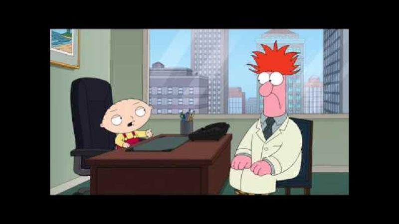 Family Guy Маппет шоу S11E10