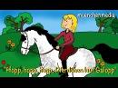 🎵 Hopp hopp hopp Pferdchen lauf Galopp Kinderlieder zum Mitsingen Kinderlieder deutsch