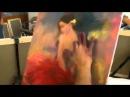 Видео уроки живописи маслом для начинающих