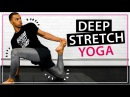 35 Min Total Body Deep Stretch Yoga Routine for Recovery Flexibility Yoga for Runners Athletes