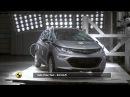 Euro NCAP Crash Test of Opel Vauxhall Ampera-e