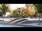 Ethernal Skate Films  Jeff Boneless Huard Skateboarding the streets of Montreal (QcCanada)