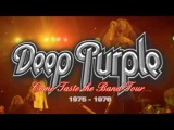 Deep Purple  Come Taste the Band Tour 1975 - 1976