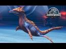 Новый враг Ромалеозавр на подводной арене Jurassic World The Game прохождение на русском