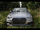 2017 Audi A4 Allroad 3.0TDI quattro (launch, walkaround, gadgets etc)