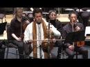 Гаджи Ханмамедов, его исполнение на Азербайджанском музыкальном инструменте Каманче и Симфонический оркест.