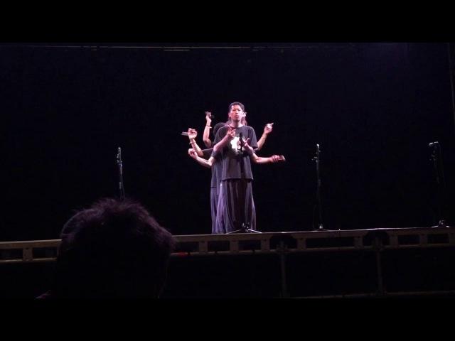 KAMO Asalato performance in Amsterdam 2017