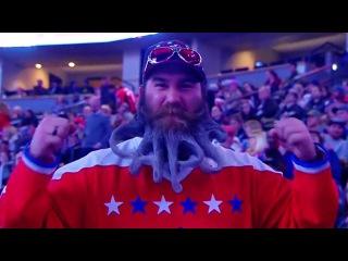Gotta See It: Capitals fan spells CAPS in disgusting, impressive beard