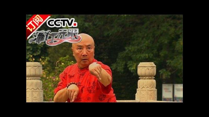 《流行无限》 20160828 螳螂拳传人 于海 | CCTV-4