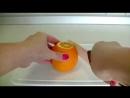 Как быстро почистить АПЕЛЬСИН. 3 способа. Кулинарный лайфхак