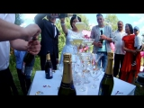 Свадьба Рустама и Илюзы/Ведущий Радмир КАСКИНОВ