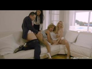 Rose Valerie, Amber Jayne, Mariska 2017 г., All Sex, Group, Teen, 1080p