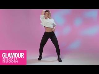 Учимся танцевать как Бейонсе: 5 движений из клипа Crazy in Love